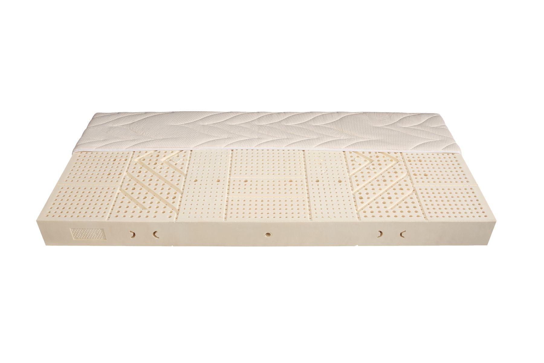 natur latex matratzen u topper tinas bettenladen. Black Bedroom Furniture Sets. Home Design Ideas